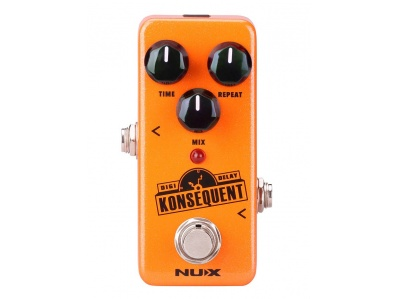 NUX NDD2 pedal KONSEQUENT DELAY